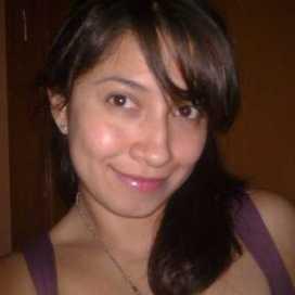 Retrato de Flor Hernández