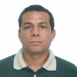 Retrato de Nubardo Elias Coy Quintanillo