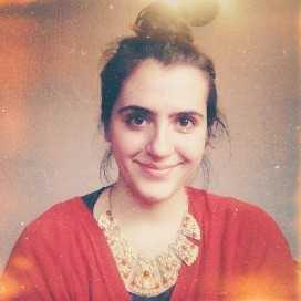 Retrato de Luisa Vidales