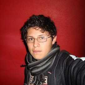 Retrato de Javi Uribe