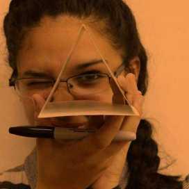 Retrato de Fernanda Rizo
