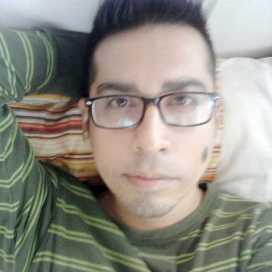 Retrato de Oscar Samanamud