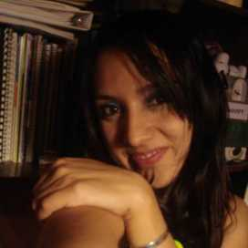 Retrato de Alejandra Burgos
