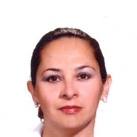 Retrato de María Del Rayo Vázquez