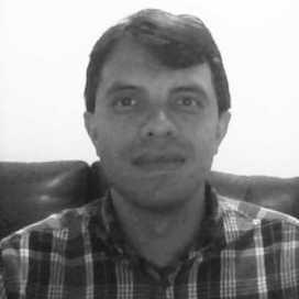 Retrato de Isaac Acosta Fuentes