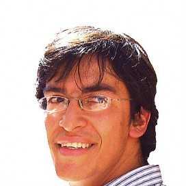 Retrato de Oscar Andrés Cuervo