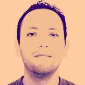 Retrato de Carlos Andrés Arango Lozano
