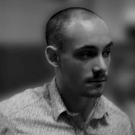 Retrato de Germán Alberto Martínez Pérez