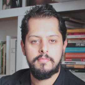 Retrato de Jorge Alberto Martínez Martínez