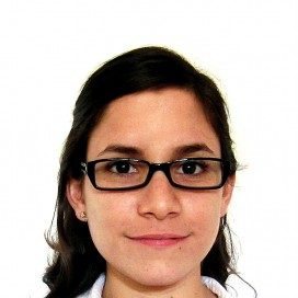 Retrato de Daniela Santibáñez