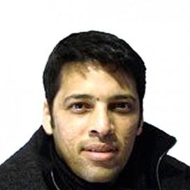 Retrato de Oscar Jimenez