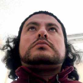 Retrato de Óscar León