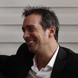 Portrait of Fernando Del Vecchio