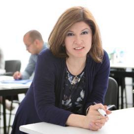 Retrato de Nora Karina Aguilar Rendón