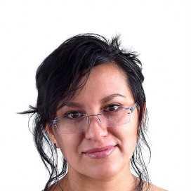 Retrato de Yadira Martínez (Le Yad)