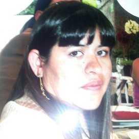Retrato de Julieta Montero