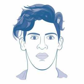 Retrato de Nacho Butchart