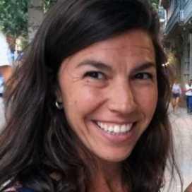 Retrato de Agustina Perez Miori