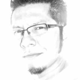 Retrato de Julio Erick Mendoza