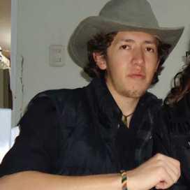 Retrato de Juan Fernando Cárdenas