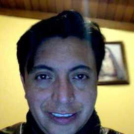 Retrato de Diego Chicaiza