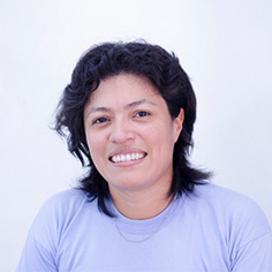 Retrato de Lliliana Palomo