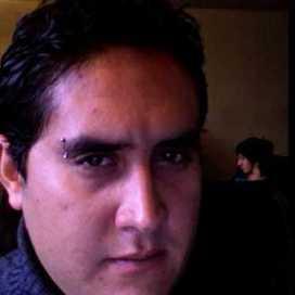 Retrato de Santiago Pazmiño