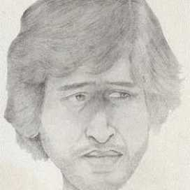 Retrato de Germán Molina