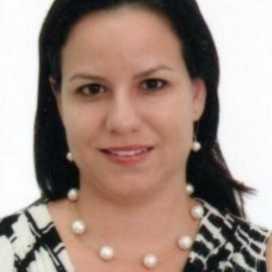 Retrato de Ana Maria Garces Mendoza