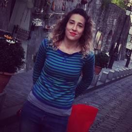 Retrato de Ana Clara Alleva