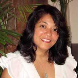 Retrato de Alicia Alvarez
