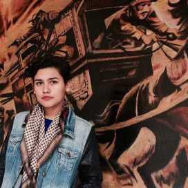 Retrato de Yareny Duriez