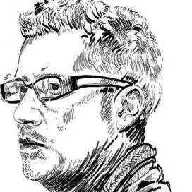 Retrato de Juan Carlos Godoy