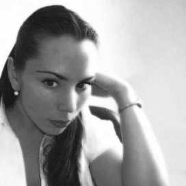 Retrato de Judith Loza