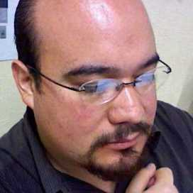 Retrato de Joe Arredondo