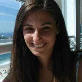Retrato de C. Melina Pérez Quadrelli