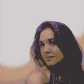 Retrato de Karen Yuleen Banchón Avila