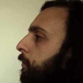Retrato de Daniel Llach