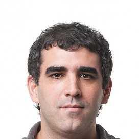 Retrato de Sebastián Vivarelli