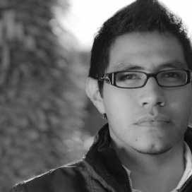 Retrato de Juan Pablo Ayala Rodríguez