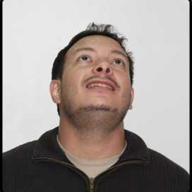 Retrato de Marcos González
