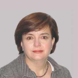 Retrato de Amparo Bedoya