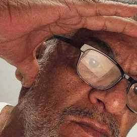 Retrato de Oscar Neri