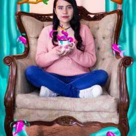 Retrato de Margarita Sousa