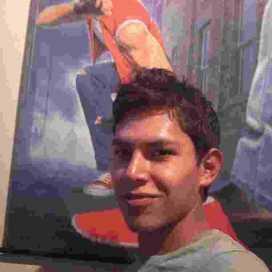 Retrato de Andres Suarez Gomez