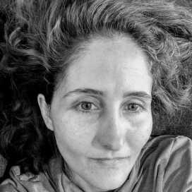 Retrato de Nishme Noyola Miselem
