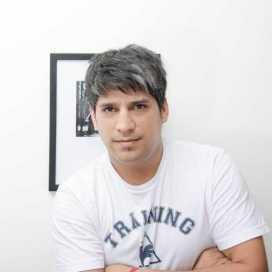 Retrato de Raul Corrado