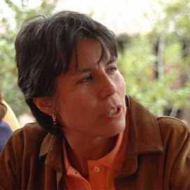 Retrato de Gisela Calderón
