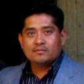 Retrato de Noe Ramirez Estevez
