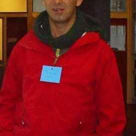Retrato de Hans Raúl Maldonado Castro